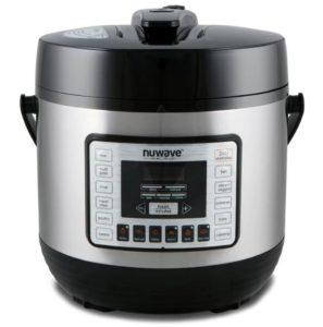 NuWave Nutri-Pot 6-qt Pressure Cooker Only $69.99!