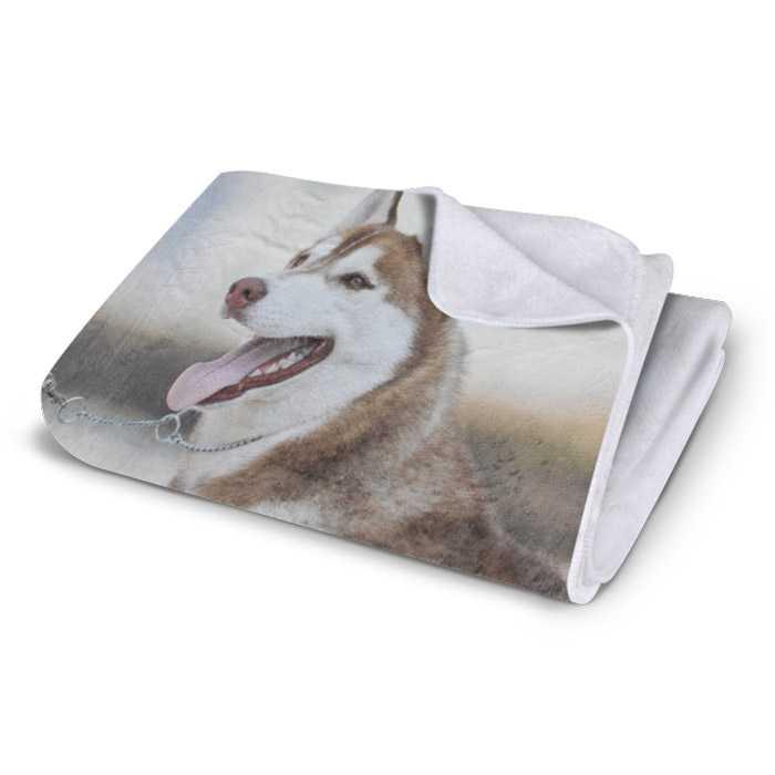 Plush Fleece Photo Blanket Only 15 00 Reg 59 99
