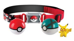 Pokemon Clip and Carry Poke Ball Belt Only $3.85! Lowest Price!