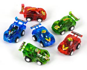 12 Pull Back Racer Cars Only $9.71!