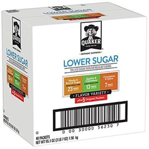Quaker Instant Oatmeal 48 Packets as low as $6.00 Shipped!