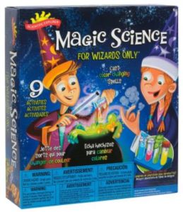 Scientific Explorer Magic Science for Wizards Only Kit Only $11.39 (Reg. $24)!