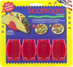 Set of 4 Taco Holders Only $6.50!