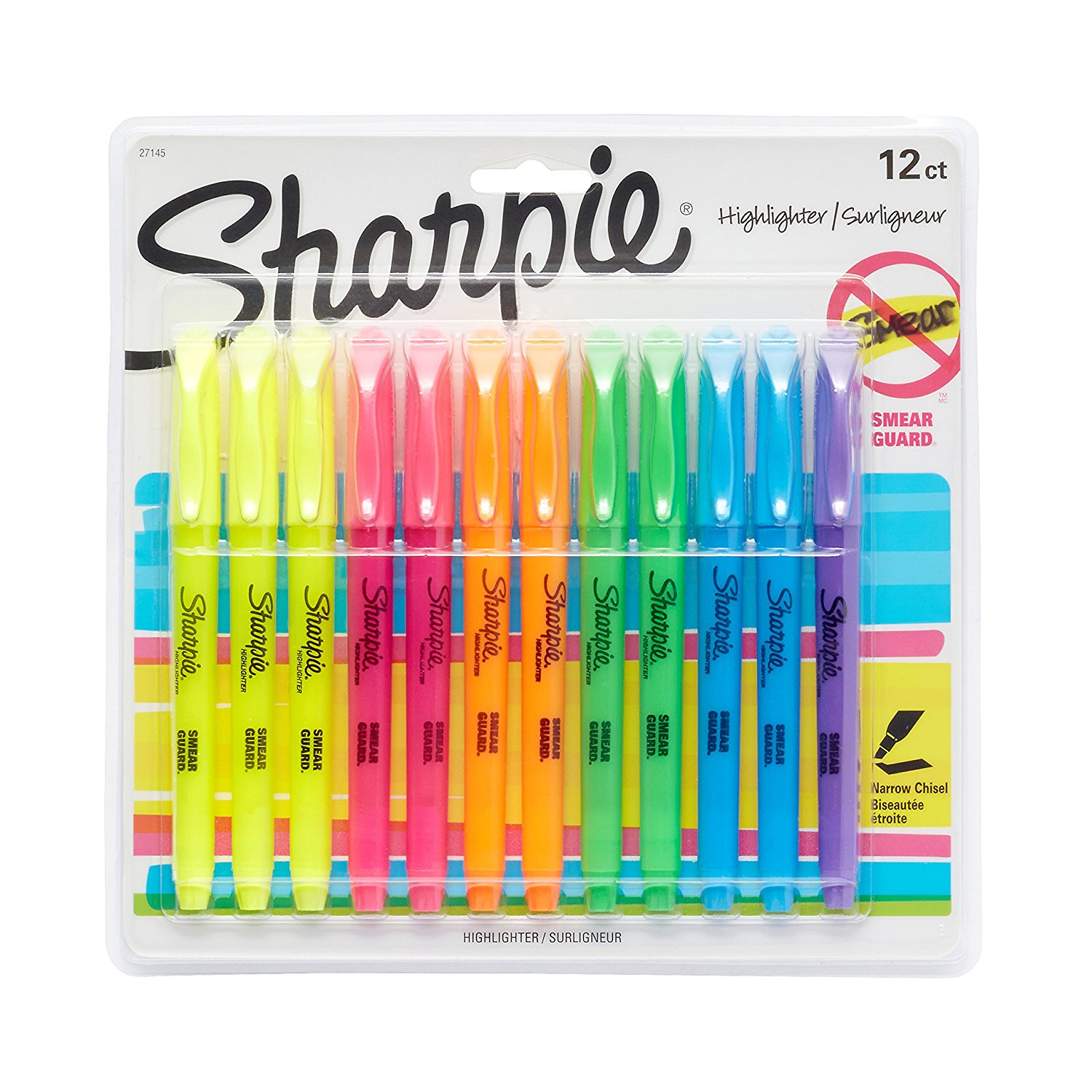 Sharpie Highlighters 12-Count Only $5.47!(24-count – $7.48!)