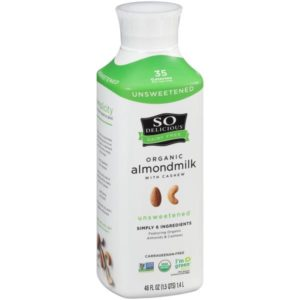 Target: So Delicious Almondmilk Only $1.93!