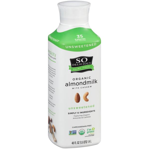 target  so delicious almondmilk only  1 93