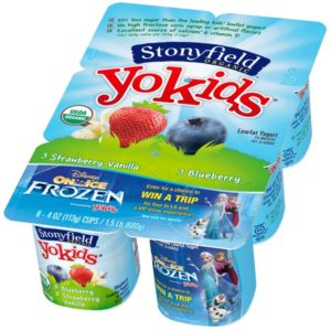 FREE Stonyfield Organic Yogurt Multi-Packs at Kroger!
