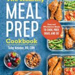 The Healthy Meal Prep Cookbook Only $8.92!
