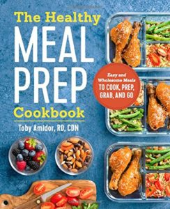 The Healthy Meal Prep Cookbook Only $9.59!