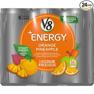 V8 +Energy 24 Packs as low as $8.29 Shipped! ($0.35/can)