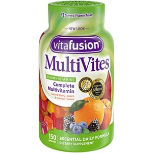 Vitafusion MultiVites Gummy Vitamins 150ct as low as $1.24 Shipped!
