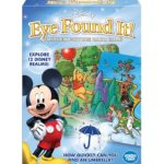 World of Disney Eye Found It Card Game Only $5.97!