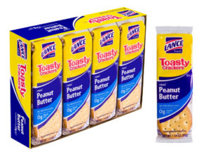 Walmart: Lance Crackers 8-count Only $1.21!