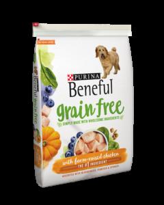 Target: Purina Beneful Dry Dog Food 4.5lb Bag as low as $1.33!