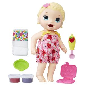 Baby Alive Super Snacks Snackin' Lily Doll as low as $15.97!