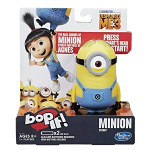 Bop It! Despicable Me Edition Game Only $7.50!