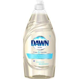 Walmart: Dawn Liquid Dish Soap, 21.6 oz Only $1.25!