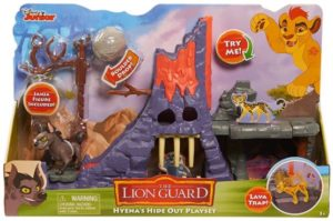 **HOT** Disney Junior The Lion Guard Hyena's Hideout Playset Only $4.75 (Reg. $20)!