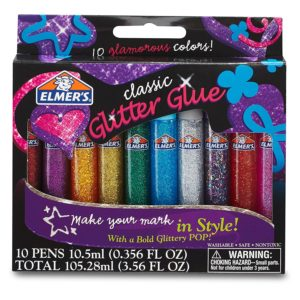 Elmer's 3D Washable Glitter Glue Pens Only $2.00!!