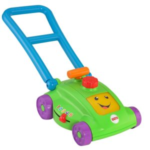 **HOT** Fisher-Price Laugh & Learn Smart Stages Mower Only $6.35! Lowest Price!