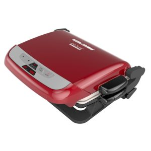 George Foreman 5-Serving Multi-Plate Evolve Grill System – $59 Shipped! (was $119.99)