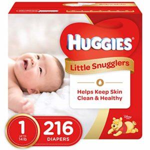 Huggies Little Snugglers Diapers as low as $0.11 per Diaper!