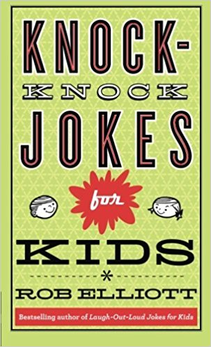 Knock-Knock Jokes for Kids Book Only $4.37!
