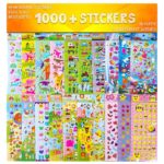 Pack of 1000+ Stickers Only $5.99!