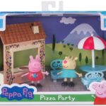 Peppa Pig Pizza Party Playtime Set Only $9.99!