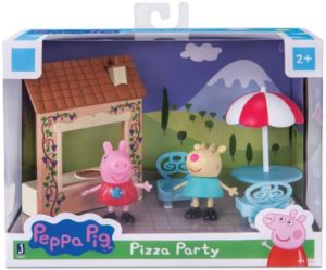 Peppa Pig Pizza Party Playtime Set Only $12.25! Best Price!