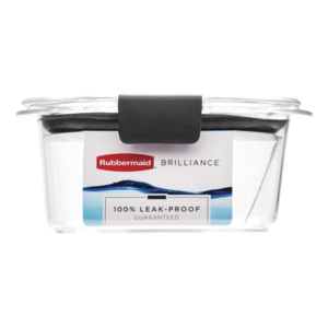 Meijer: Rubbermaid Brilliance Food Storage Containers as low as $1.99!