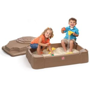 Step2 Play and Store Sandbox With Cover – $35.77 Shipped! (was $69.99)