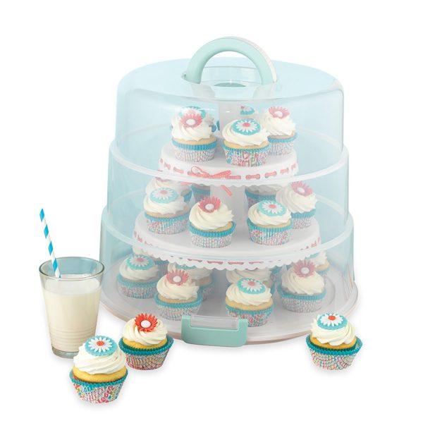 Cupcake and Cakepop Display Carrier