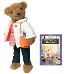 Zylie the Bear Adventure Kit Only $16.20 (Reg. $50)!