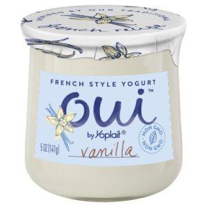 Target: Oui by Yoplait Yogurt Only $0.63!
