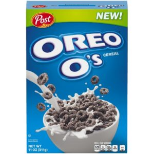 Target: Post Oreo O's Cereal Only $0.99!