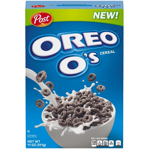 Target: Post Oreo O's Cereal Only $0.84!