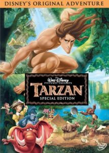 Tarzan Special Edition DVD Only $6.99!