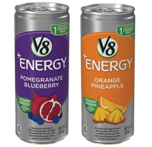 FREEV8 +Energy, 8 ounce after $2.00 Credit!
