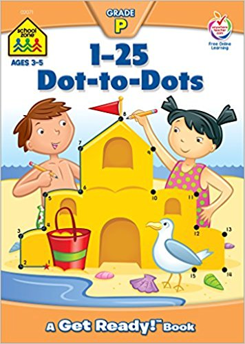 Dot-to-Dots Activity Book