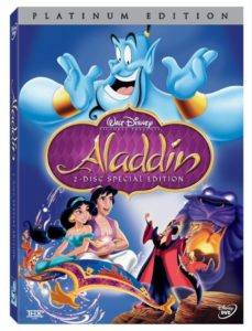 Aladdin 2 Disc Special Edition on DVD Only $12! Best Price!