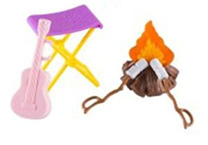 Barbie Camping Fun Accessory Pack Only $7.85! Best Price!