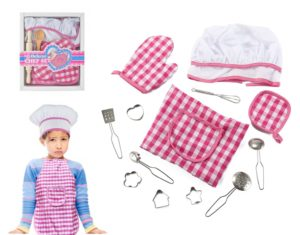 Deluxe Kids Chef Set Only $10.95! Best Price!