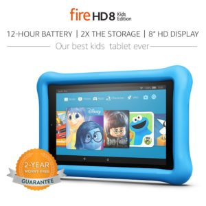 Kindle Fire HD 8 Kids Edition Tablet Only $89.99! Lowest Price!