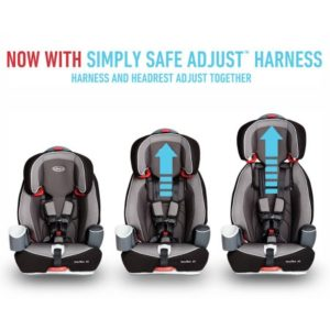 Graco Nautilus 65 3-in-1 Harness Booster Car Seat Only $89.99! (was $149.99)