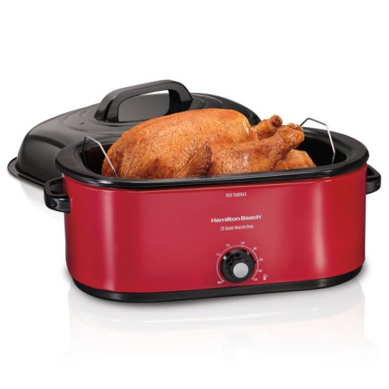100 Roaster Oven Recipes On Pinterest: Hamilton Beach 28 Lb Turkey Roaster Oven Only $23.56! (was