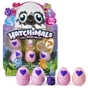 Hatchimals CollEGGtibles Season 2 – 4-Pack + Bonus Only $6.87! Lowest Price!