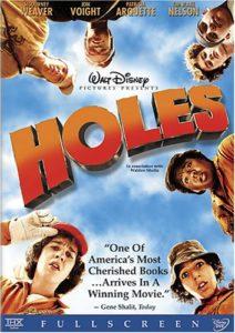 Walt Disney Holes DVD Only $3.74!