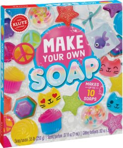 KLUTZ Make Your Own Soap Science Kit Only $18.05!