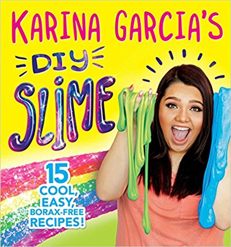 DIY Slime Book